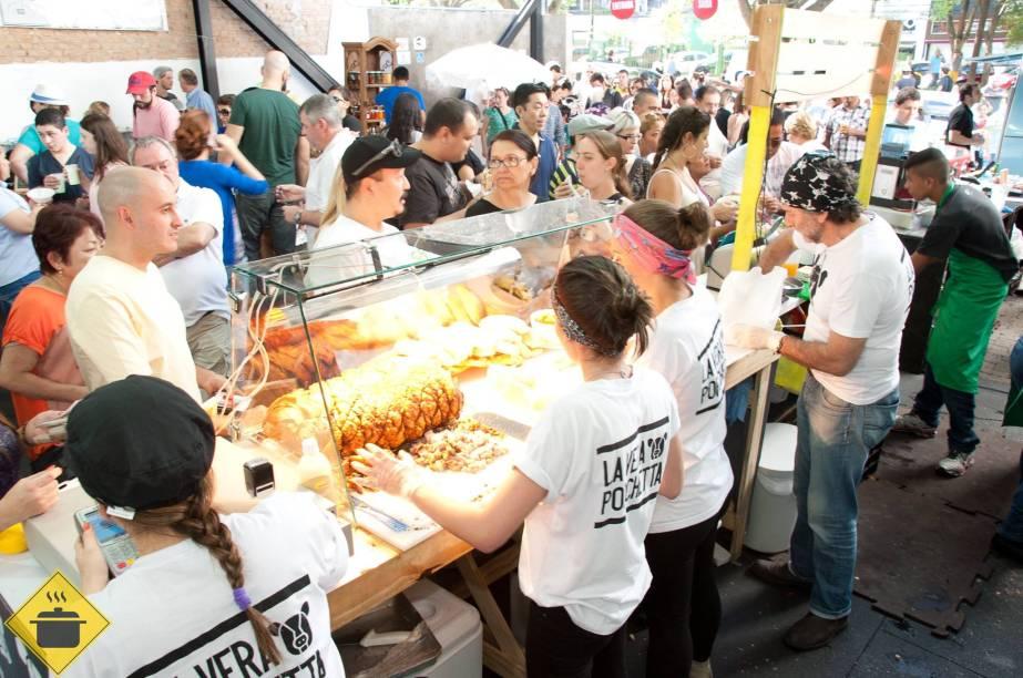 Panela na Rua: evento acontece aos domingos na Praça Benedito Calixto, 85