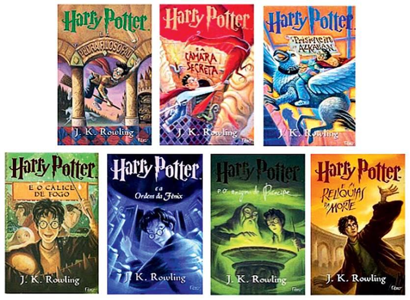 Livros: recolhidos durante encontros e convenções com fãs da série, são doados aos orfanatos para incentivar o hábito da leitura