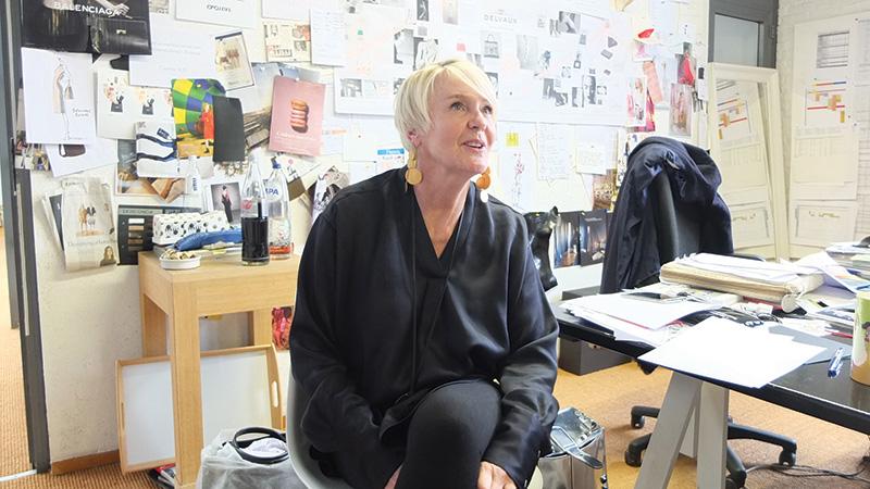 Christina Zeller, diretora criativa: à frente da renovação