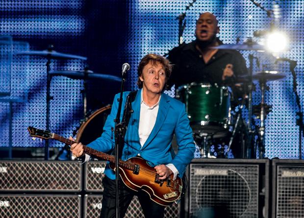 Paul McCartney: no local haverá cinco megashows por ano