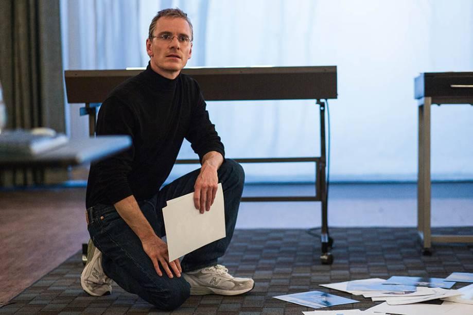 Steve Jobs: Michael Fassbender numa atuação cheia de som e fúria para viver um dos fundadores da Apple
