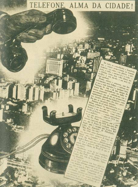 Companhia Telefônica Brasileira: a expansão das ligações