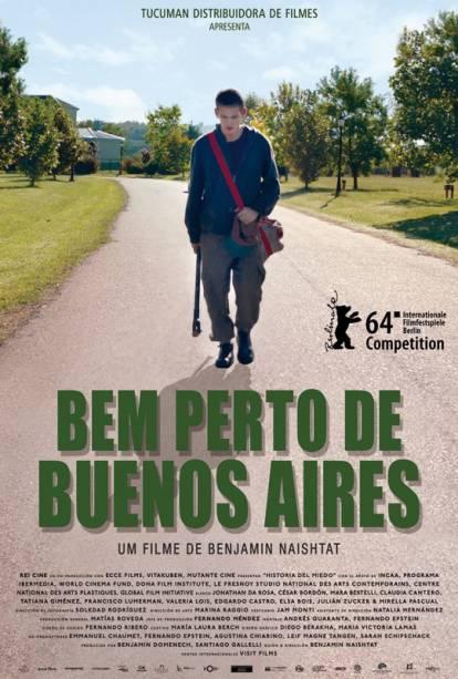 Bem Perto de Buenos Aires: pôster do filme