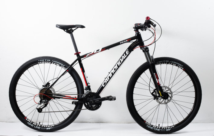 Bicicleta Cannondale Trail 5, 3.999 reais, na Anderson bicicletas