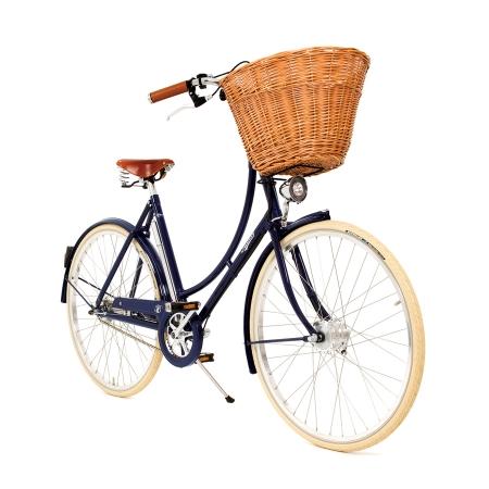 Bicicleta Pashley Britannia azul, 7 200 reais, na Ciclo Urbano
