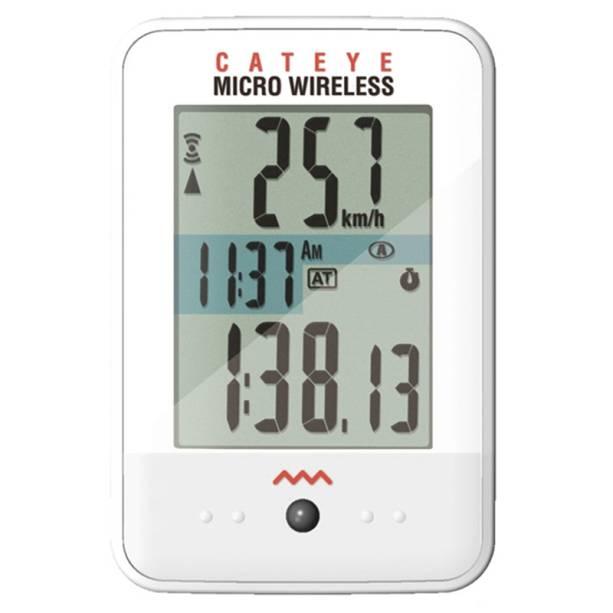 Ciclo Computador Cateye Micro Wireless, 469,90 reais, na Fast Runner