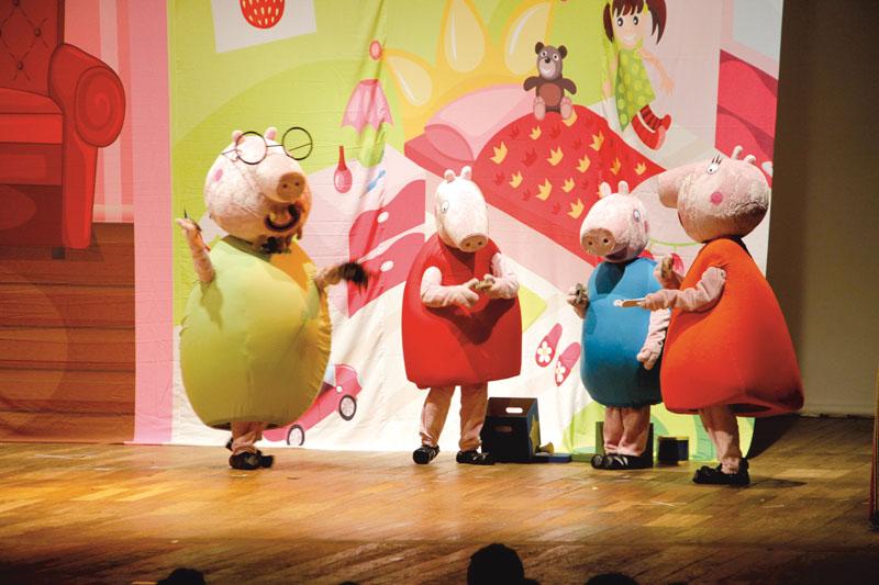 Montagem brasileira está entre as atrações do novo Teatro J. Safra