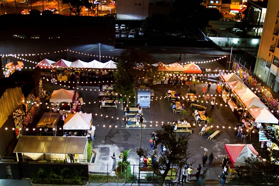 Butantan Food Park: festival vai das 11 às 22h