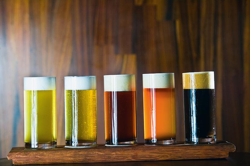 Degustação da Cervejaria Nacional: produção própria da bebida