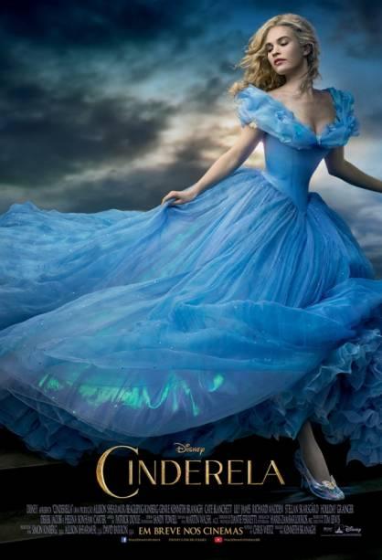 Cinderela: pôster do filme