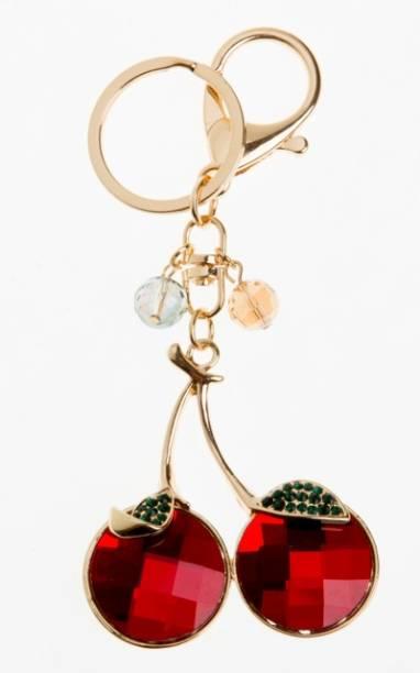 Paris Bijoux: chaveiro cerejas (R$ 13,80)