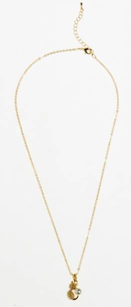 Paris Bijoux: colar pingente gatinho (R$ 8,45)
