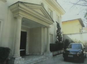 Mansão casa Roger Abdelmassih jardins entrada 10