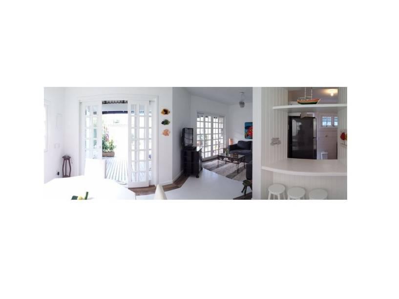 Casa em Juquehy, litoral norte, anunciada no Alugue Temporada: diárias entre R$ 800,00 e R$ 1 500,00