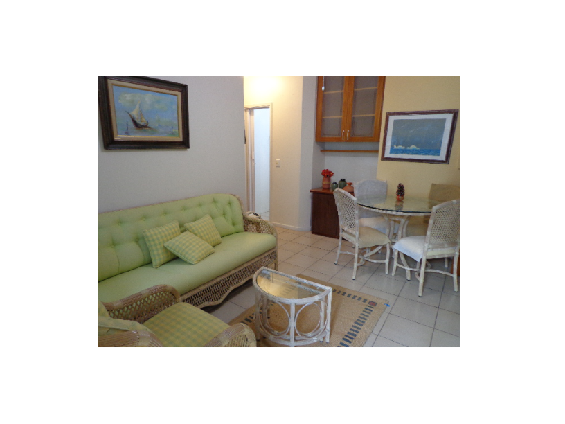 Apartamento na praia de Pitangueiras, Guarujá, anunciado no Max Temporada: vista para o mar, preço sob consulta