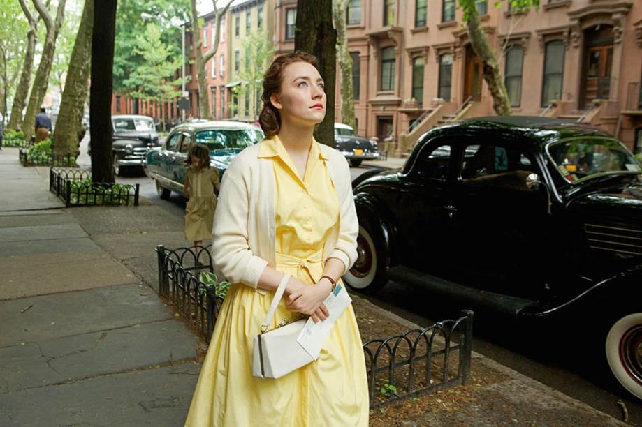 Brooklin: a atriz Saoirse Ronan foi indicada ao Oscar