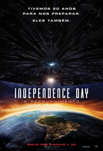 Pôster de Independence Day - O Ressurgimento