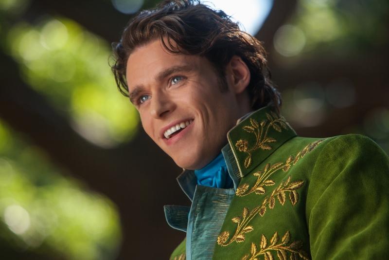 Cinderela: o príncipe (Richard Madden)