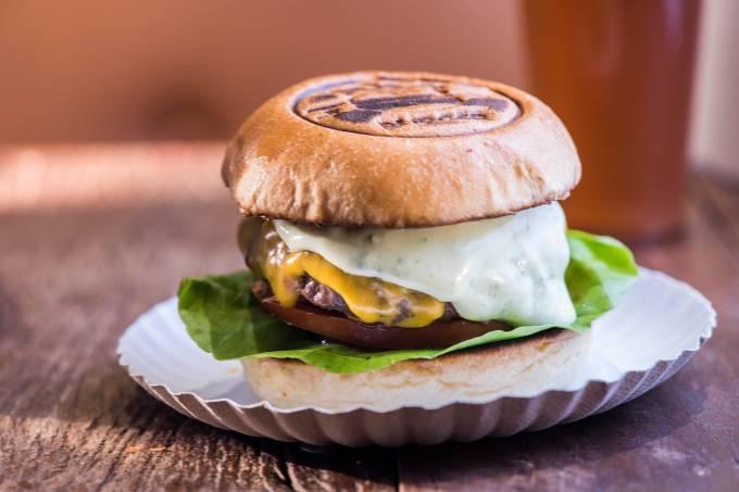 dock burger
