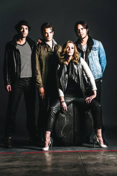 Halestorm: banda ganhadora do Grammy