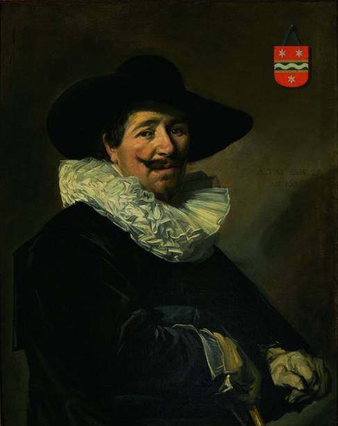 O Capitão Andries van Hoorn, 1638, Frans Hals
