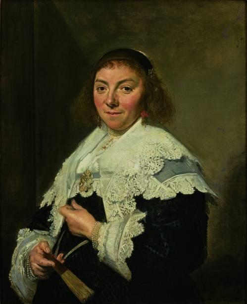 Maria Pietersdochter Olycan, 1638, Frans Hals