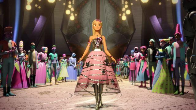 Barbie - Aventura nas Estrelas