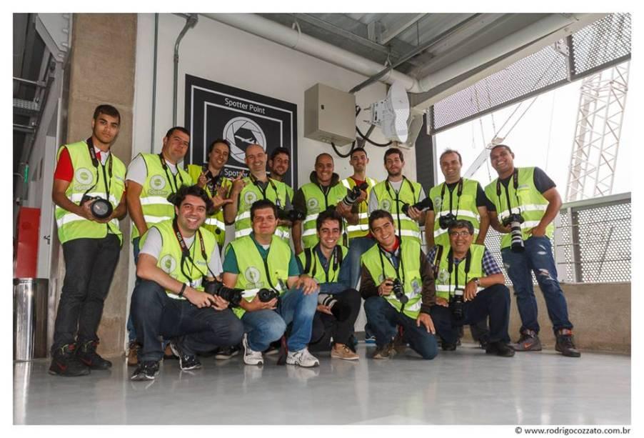 Espaço: Cumbica tem área nova destinada aos spotters
