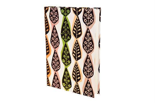 Caderno de anotações, R$ 48,00. Casa 8, Shopping Cidade Jardim, tel.: 3552-8888, www.casa8.com.br.