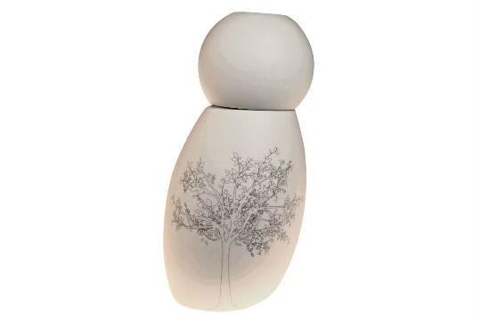 Moringa de porcelana, R$ 94,99. Habitare Casa, www.habitarecasa.com.br.