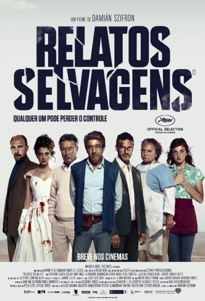 Relatos Selvagens: pôster do filme