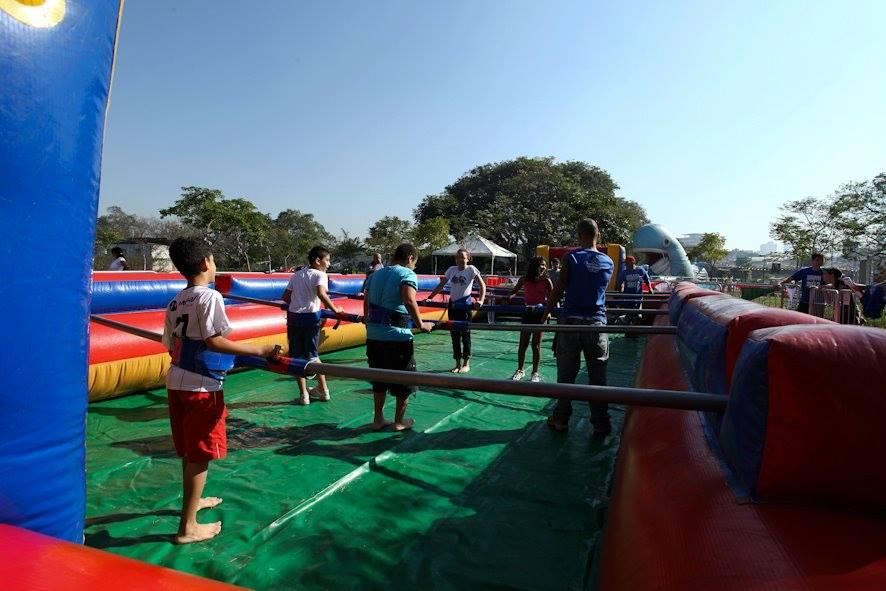 Virada Esportiva no Parque Jacuí