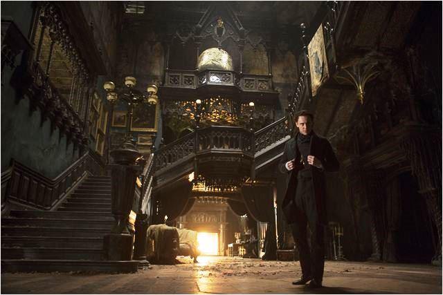 A Colina Escarlate: a direção é de Guillermo Del Toro