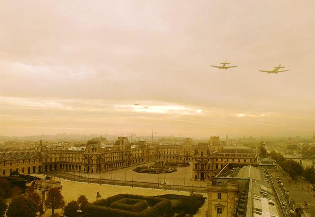 Francofonia - Louvre Sob Ocupação: direção de Alexander Sokurov