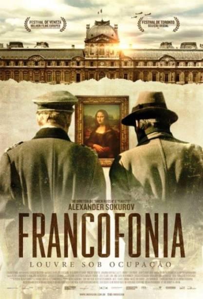 Pôster do filme Francofonia - Louvre Sob Ocupação
