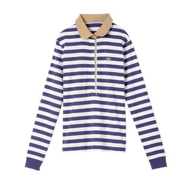Abotoamento mais longo. De algodão, R$ 329,00. Lacoste, MorumbiShopping, ☎ 5181-7640, www.lacoste.com.br.