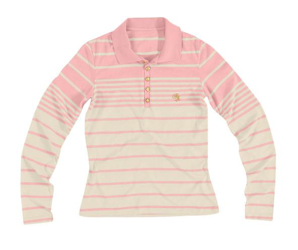 Com diferentes espessuras. De algodão, R$ 89,90. Malwee, ☎ 3047-7200, www.malwee.com.br.