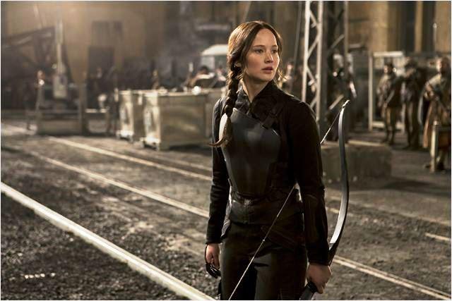 Jogos Vorazes: A Esperança - O Final: Katniss Everdeen continua sua luta contra a Capital