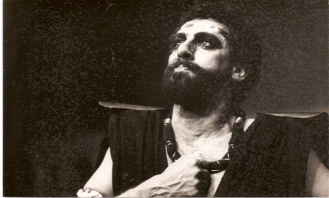 Em 1983, Elias Andreato interpretou o personagem trágico, sob direção de Edith Siqueira...