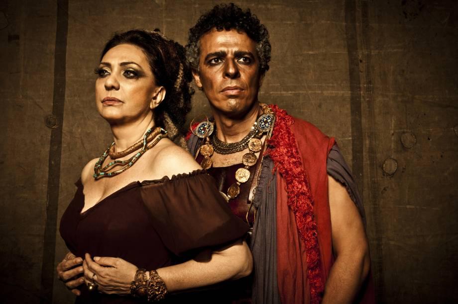 No início de 2013, Eduardo Wotzik e Fernanda Schnoor apresentaram a versão com Eliane Giardini e Gustavo Gasparini. Amir Haddad fazia uma participação especial no papel de Tirésias.