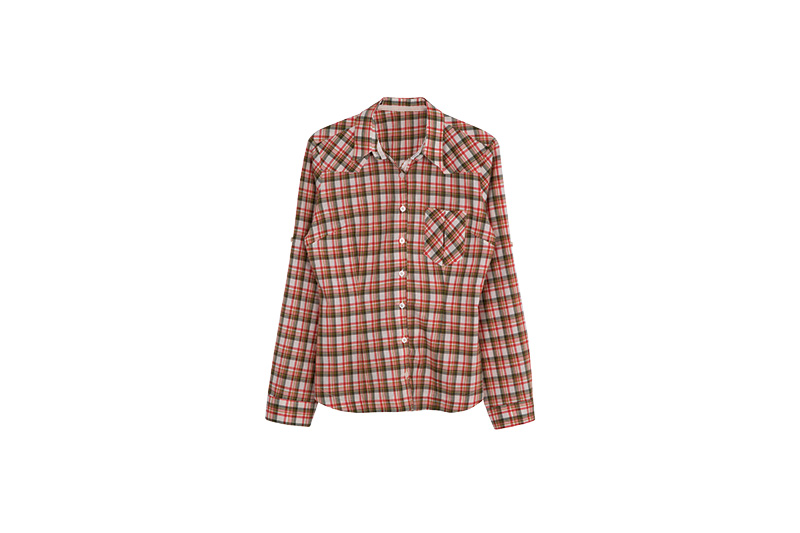 Camisa xadrez da Riachuelo: de R$ 69,90 por R$ 29,90