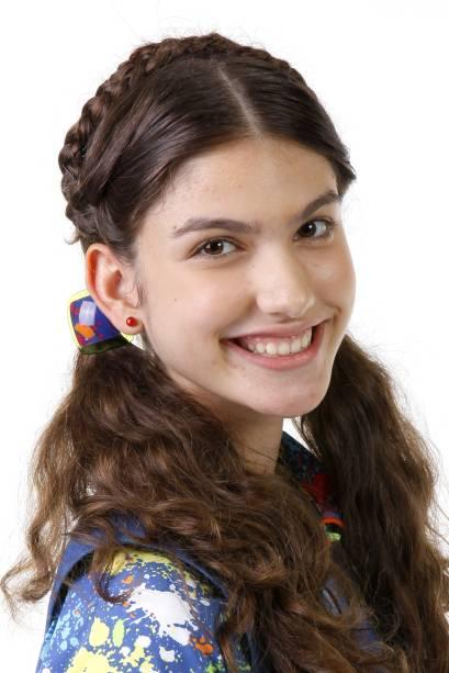 Giovanna Grigio como Mili