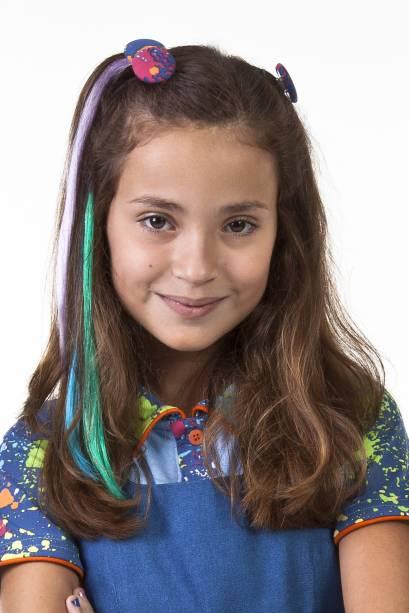 Rayssa Chaddad como Bia