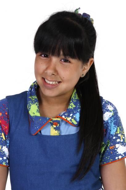 Cinthia Cruz como Cris