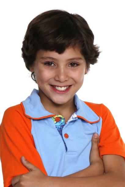 Gui Vieira como Binho