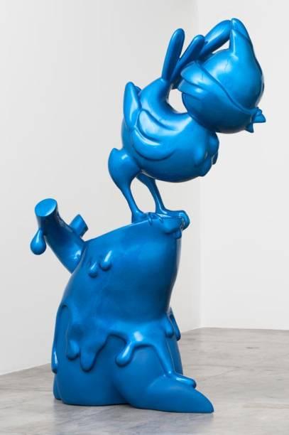 """O Pássaro Azul"""", 2011"""