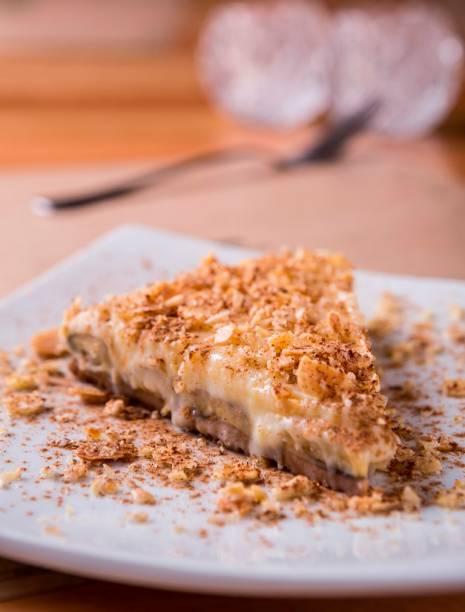 A torta de banana é uma injeção de glicose