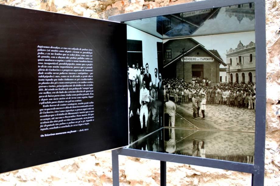 Em mostra, sala <em>Capital Secreta do Mundo</em> apresenta dez caixas surpresas que, ao serem abertas, revelam textos, documentos e fotos