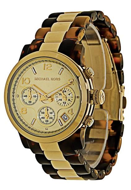 Megaliquidação Dafiti: relógio Michael Kors baixou para R$ 1 319,90