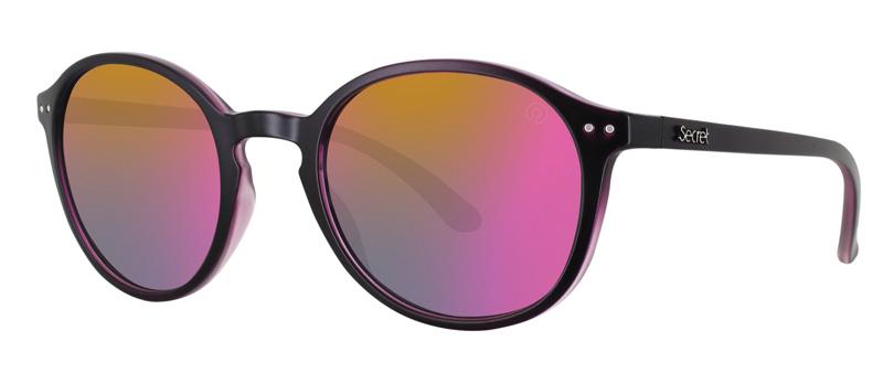 "Óculos de sol matte, fúcsia e rosa, R$ 199,90, da <a href=""http://www.secreteyewear.com.br"" rel=""Secret Eyewear"" target=""_blank"">Secret Eyewear</a>"